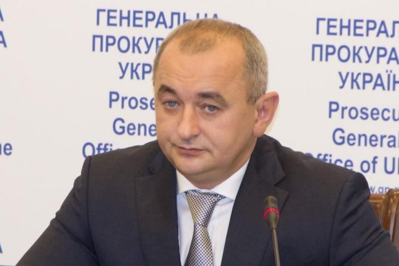Матиос сказал, что следствие определило основную версию убийства офицера разведки Шаповала