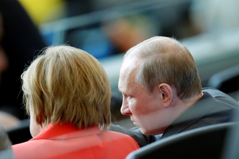 Главный редактор Focus извинился заоскорбление Владимира Путина