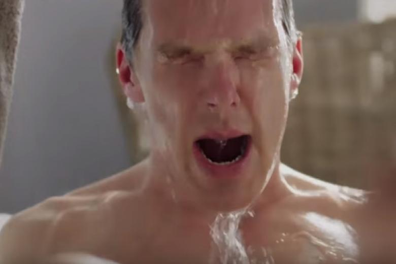 Вглобальной web-сети размещен трейлер фильма «Дитя вовремени» сБенедиктом Камбербэтчем