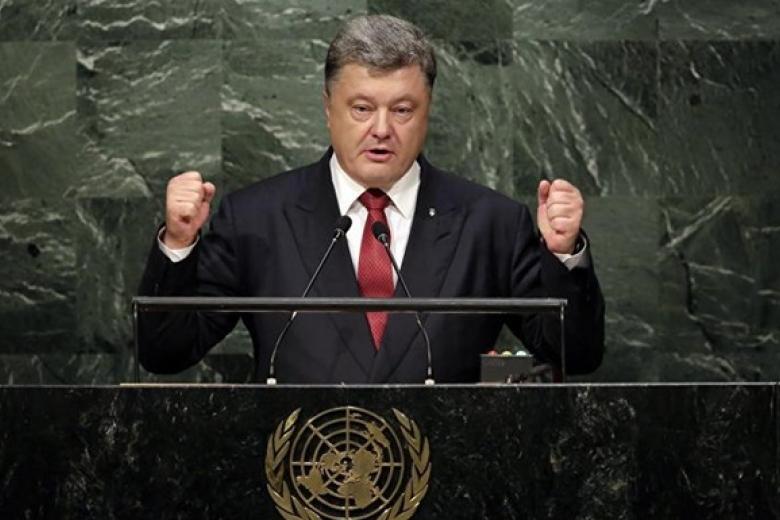 НаГенассамблее ООН Порошенко будет говорить обосвобождении украинских пленных