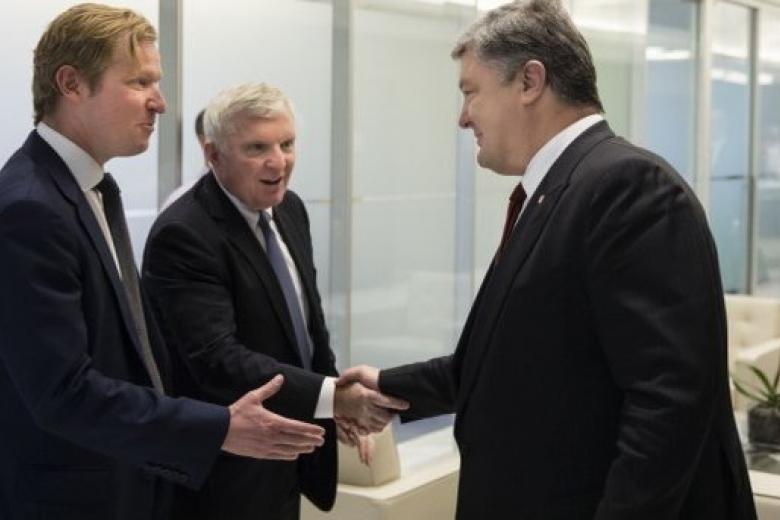 Белый дом: Трамп призвал Порошенко улучшить бизнес-климат Украинского государства