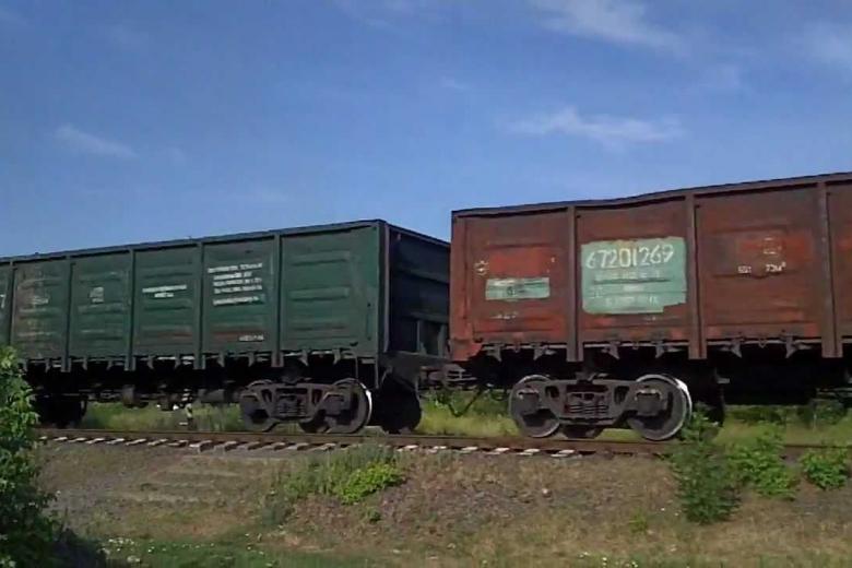 Начато постоянное сообщение пожелезной дороге вобход государства Украины