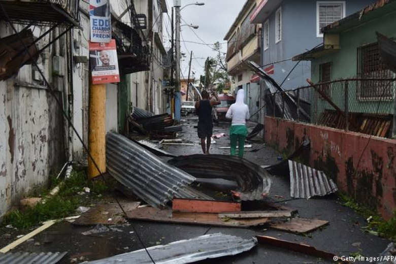 Циклон  «Мария» стал первопричиной  смерти  15 человек вДоминикане