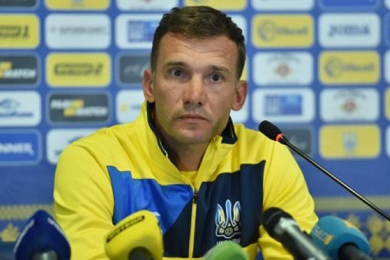 Назван состав сборной Украины наматчи сКосово иХорватией