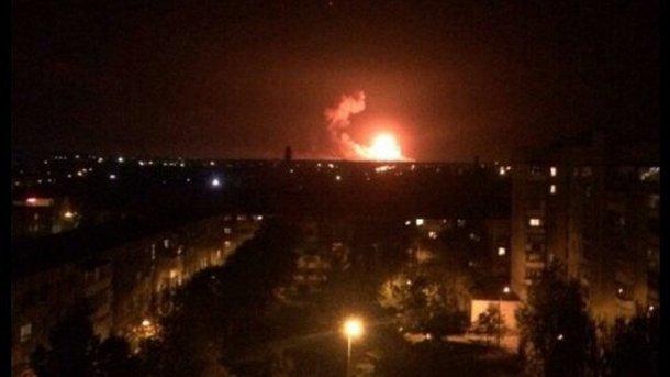 Склады сракетами «Точка-У» охраняли пьяные офицеры— Военный обвинитель Украины
