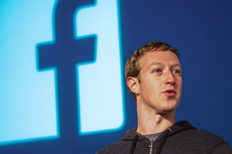 Трамп иЦукерберг вступили вперепалку из-за социальная сеть Facebook