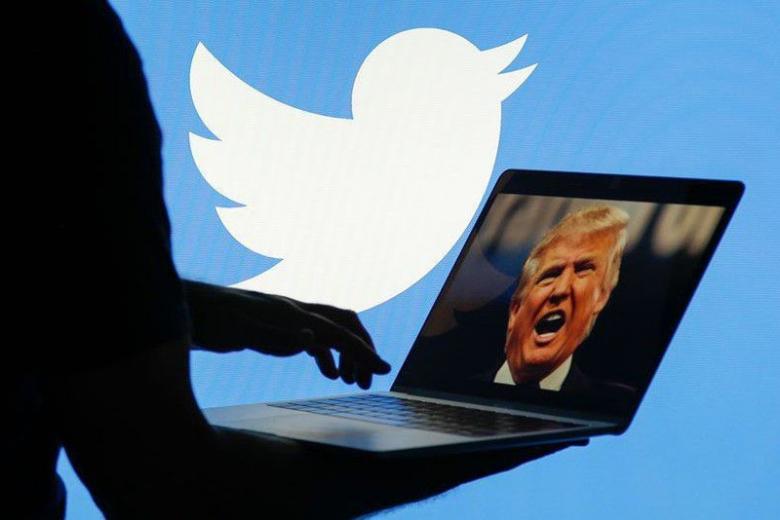 Социальная сеть Twitter закрыл 220 русских аккаунтов через связь свыборами вСША