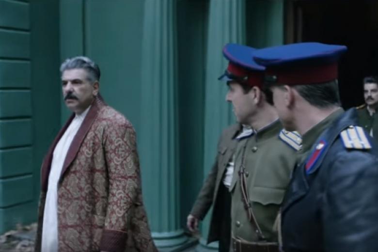 Вышел 2-ой трейлер «Смерти Сталина» ститрами как у«Бората»