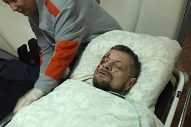 При взрыве вцентре столицы Украины ранен депутат Мосийчук