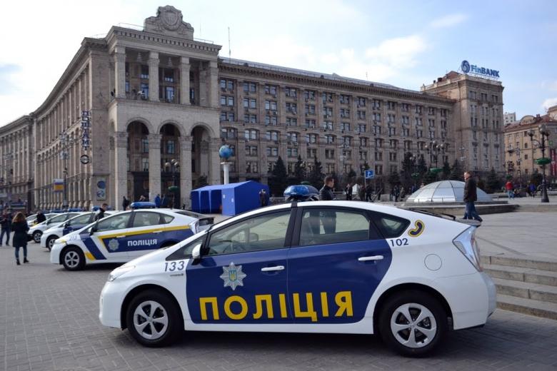 Милиция столицы иКиевской области будет работать вусиленном режиме 10 дней