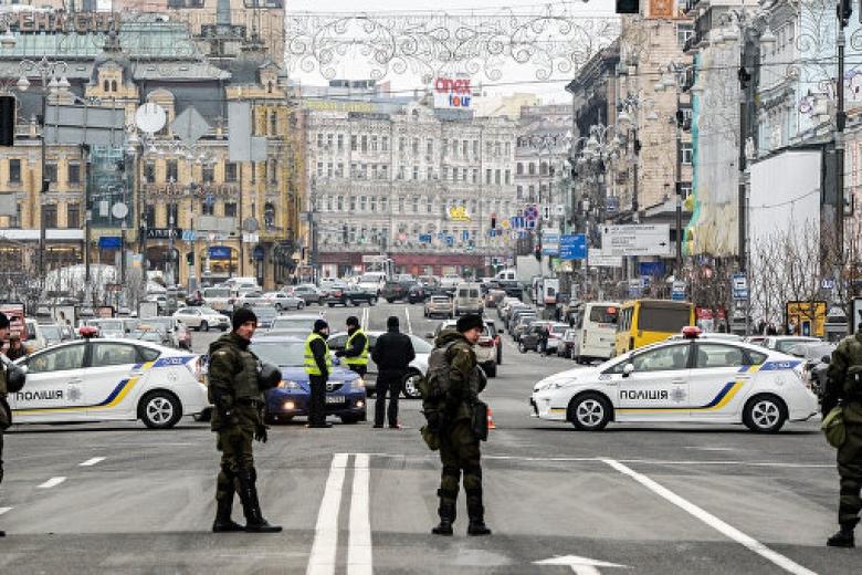 Князев: милиция непомогает военкоматам воблавах