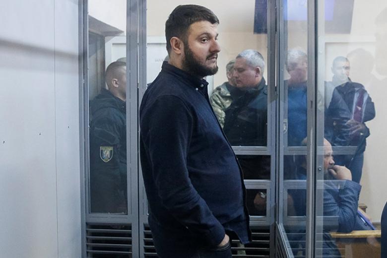 Соломенский райсуд украинской столицы арестовал недвижимость сына Авакова