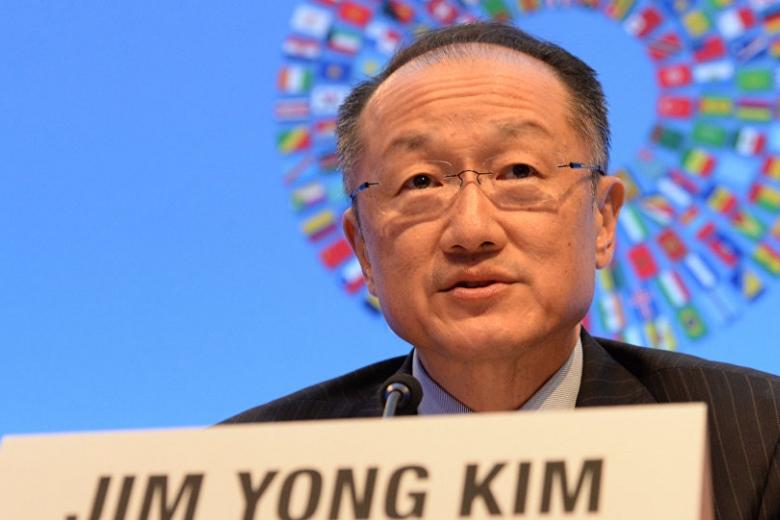В государство Украину приехал президент Всемирного банка