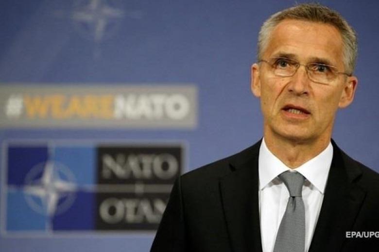 Столтенберг объявил, что коррупция препятствует Украине иГрузии попасть всостав НАТО