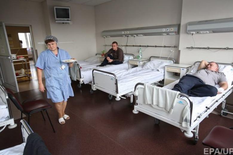 Украинцы, неподписавшие декларацию с медиком, будут сами платить залечение