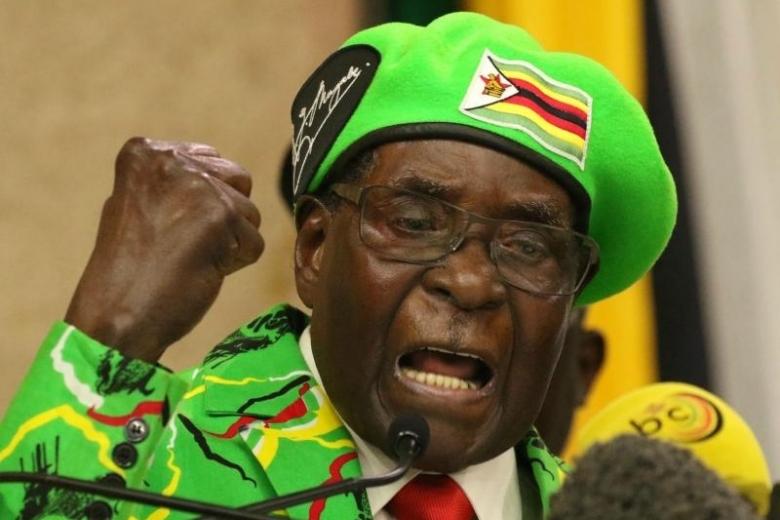 Роберт Мугабе согласился покинуть пост президента Зимбабве