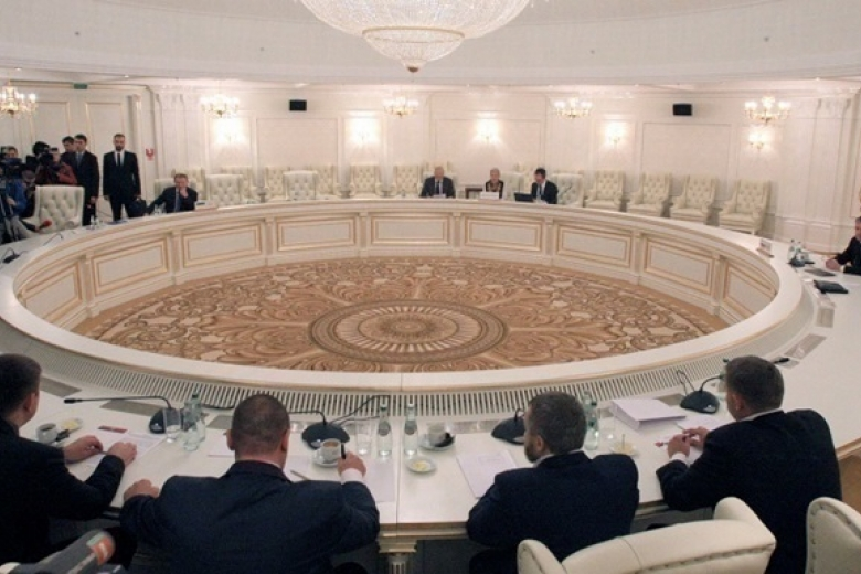Яневижу скорого решения вопроса размещения миротворцев наДонбассе— Марчук