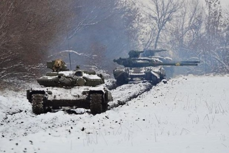 Штаб АТО сказал обулучшении «тактического расположения ВСУ» под Донецком
