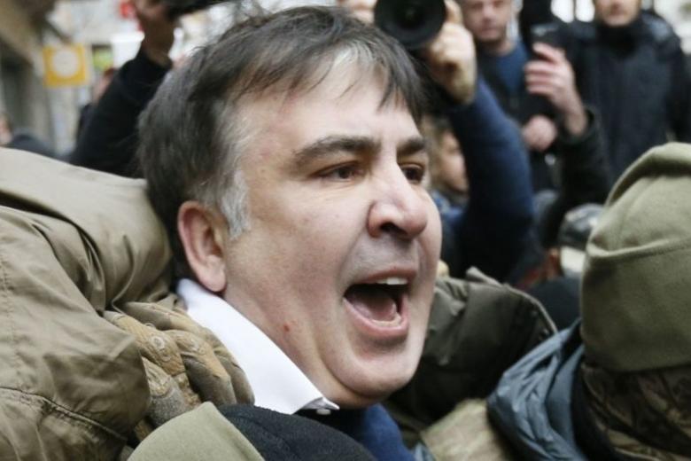 Генеральный прокурор Украины желает посадить Саакашвили под домашний арест вбраслете