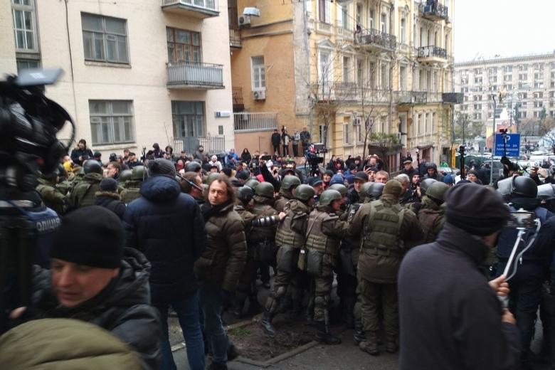 ВМВД проинформировали опострадавших врезультате стычек активистов ссиловиками— Арест Саакашвили