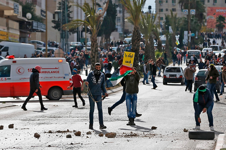Украинцам советуют неездить вИерусалим