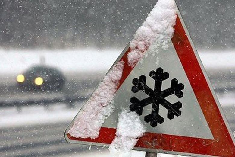 ВБрянской области прогнозируют сильный дождь соснегом
