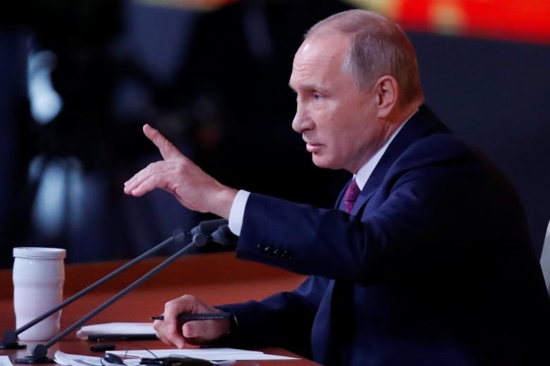 Путин уверил Собчак, что власть «никого небоится»
