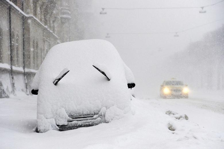 Английском, прикольные картинки мороз и утро снег