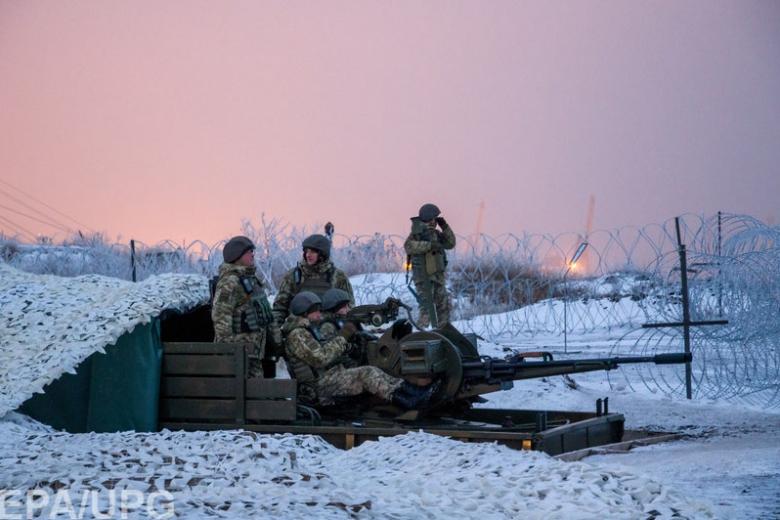 «Рождественское перемирие». Украинский боец АТО умер отпули снайпера боевиков