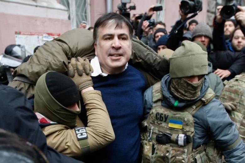 Суд признал легитимным рассмотрение Минюстом ходатайства Грузии обэкстрадиции Саакашвили