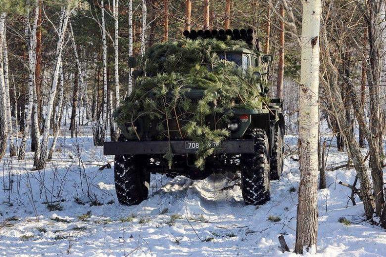Наблюдатели ОБСЕ зафиксировали «Грады» боевиков около Луганска