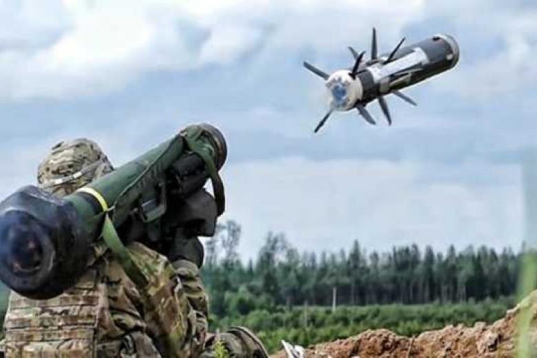 ВСУ начинают подготовку операторов противотанковых ракетных комплексов Javelin