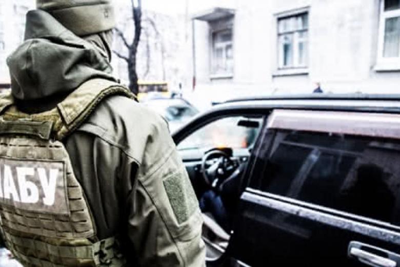 ВОдессе задержали депутата навзятке в $500 тыс детективу НАБУ