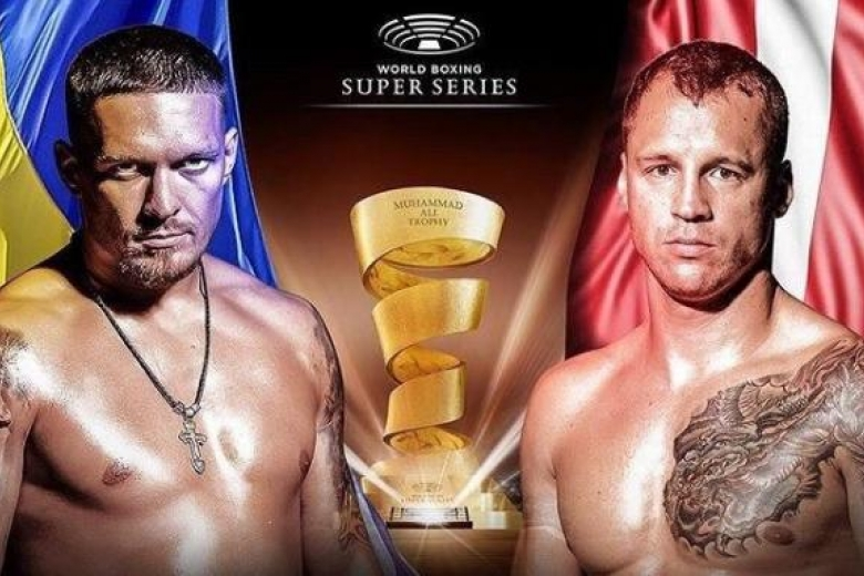 Стало известно, сколько заработает победитель глобальной боксерской суперсерии