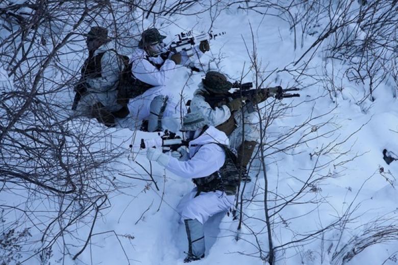 Украина позволила ввести войска НАТО насвою территорию