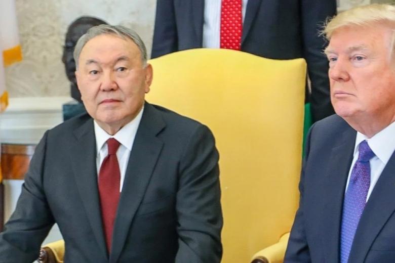 Трамп предложил перенести изМинска переговоры поДонбассу— Назарбаев