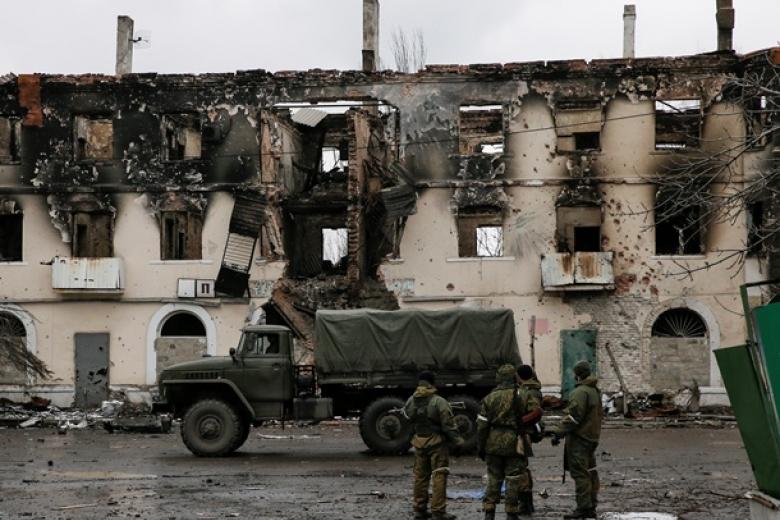 СБУ обнародовала переговоры русского боевика игенерала онаступлении наДонбассе