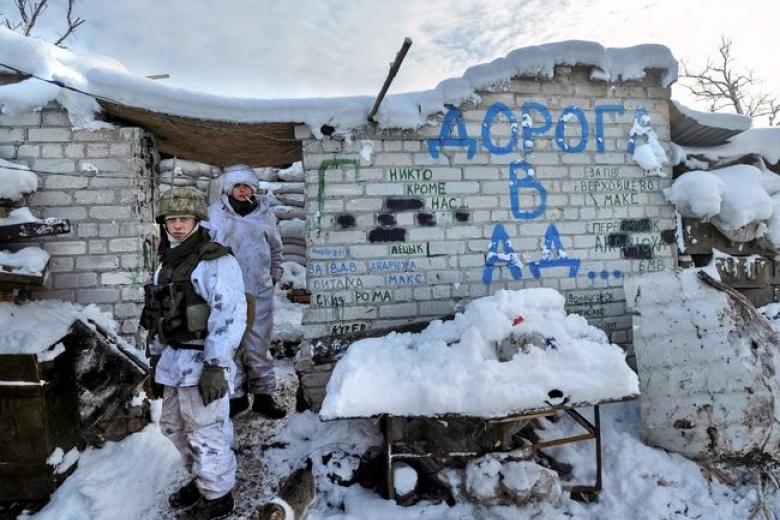 Сурков: «Украина нелегально  применяет армию против собственных граждан»