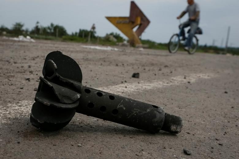 ОБСЕ: НаДонбассе зафиксировано 264 взрыва засутки