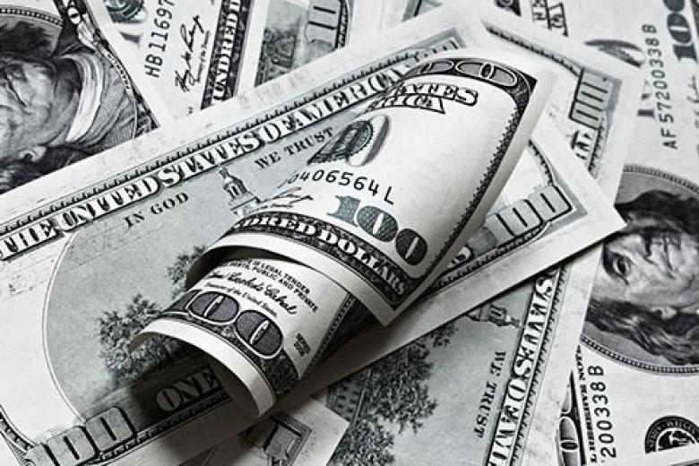 Русский  руб.  заметно упал вцене  наторгах БВФБ