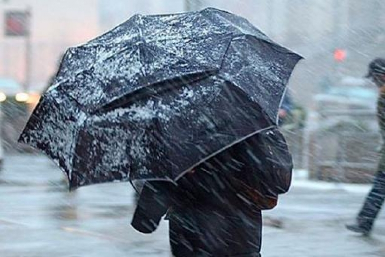 Синоптик предупредила онепогоде вКиеве— Надвигается циклон