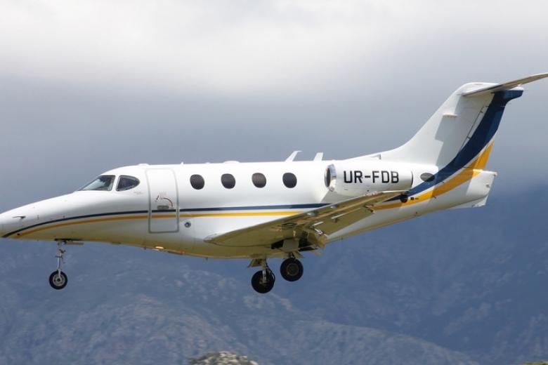 «Схемы»: Саакашвили вывезли напольском чартере. Стоимость такого полета— €8 тыс.