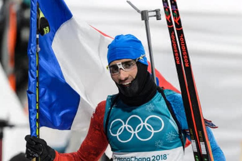 Пхенчхан-2018: Сборная Франции стала олимпийским чемпионом вбиатлонной смешанной эстафете