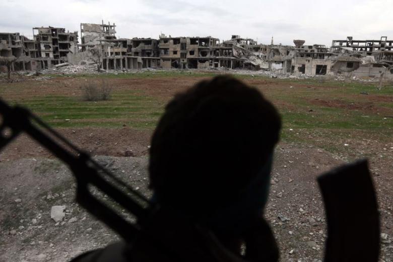 ВМИД РФ подтвердили смерть русских военных вСирии