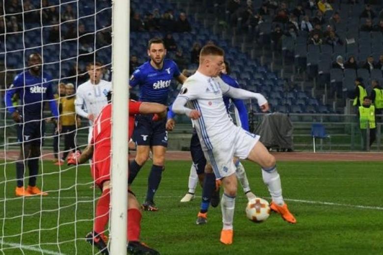 Молодой Виктор Цыганков стал лучшим игроком недели вЛиге Европы— Футбольное достижение