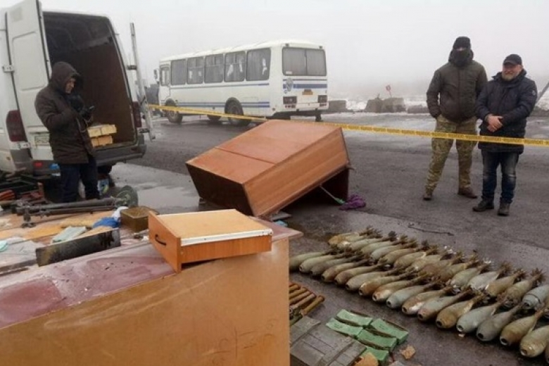 Рубан планировал уничтожить Порошенко изалить Киев кровью— СБУ