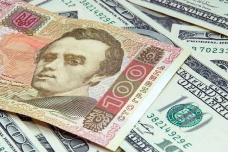 Гривна лидирует по укреплению относительно доллара США