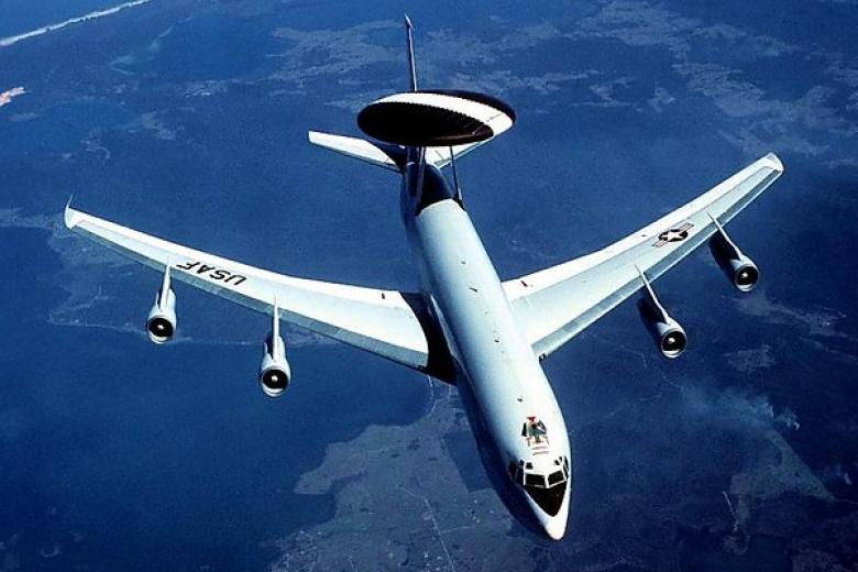 Самолеты НАТО провели разведку на Донбассе