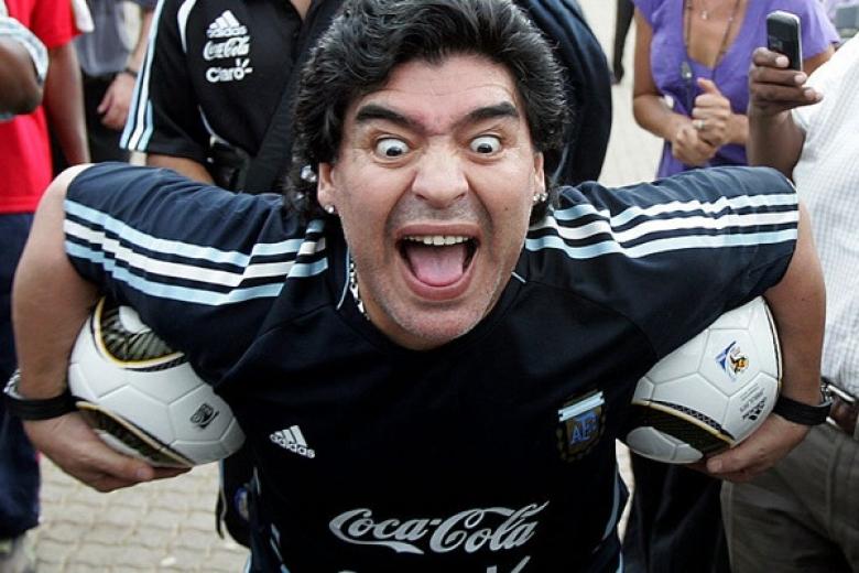 Диего Марадона возглавил правление клуба «Динамо-Брест»