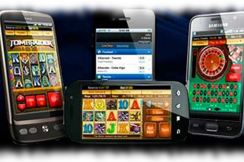 игровые автоматы на мобильном